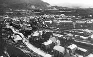 Blaenau Ffestiniog, From Gwynt c.1930