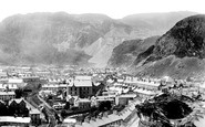 Blaenau Ffestiniog, From The East 1901