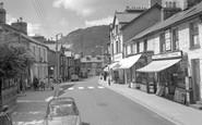Blaenau Ffestiniog, High Street 1961