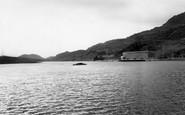 Blaenau Ffestiniog, Lower Dam And Power Station c.1960