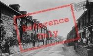 Blaenau Ffestiniog, Manool Road 1903