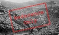 Blaenau Ffestiniog, Oakeley Quarries 1901