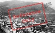Blaenau Ffestiniog, The Village 1901