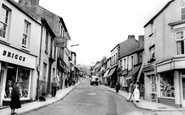 Blaenavon, Broad Street c.1955