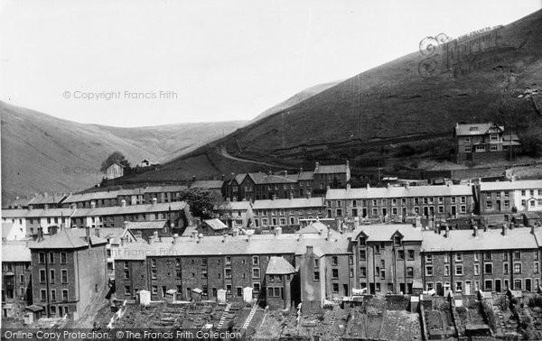 Blaengwynfi, General View c.1955