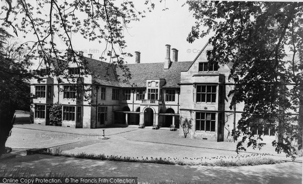 Blagdon, Coombe Lodge c.1960