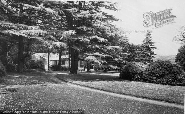 Blagdon, Coombe Lodge, Study Bedroom Block c.1960