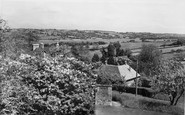 Blagdon, Lake From Combe Lodge c.1960