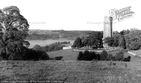 Blagdon, St Andrew's Church c.1960