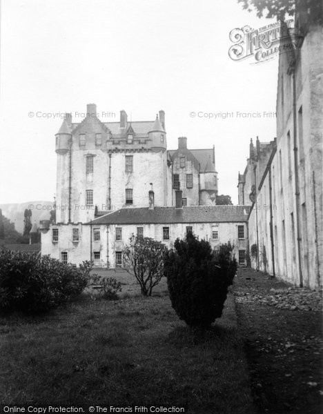 Blair Atholl, Blair Castle 1949
