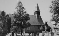 Blakedown, St James' Church c.1960