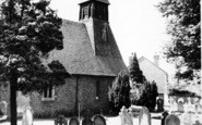 Blakedown, St James' Church c.1965