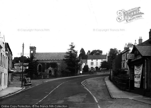 Blakeney, Blakeney Street c.1950