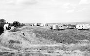 Blakeney, Caravan Site c.1965