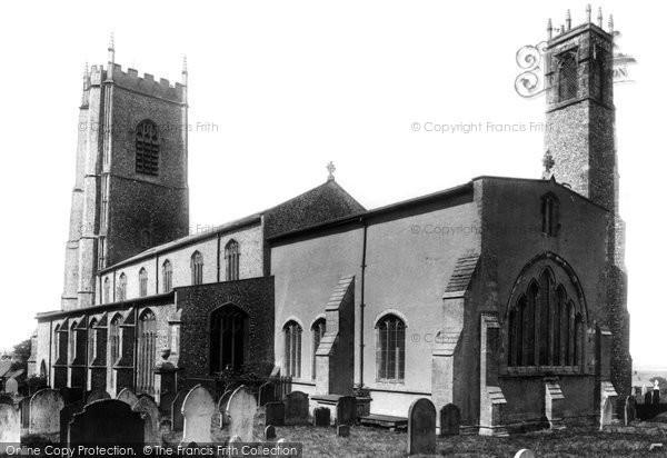 Blakeney, Church Of St Nicholas 1925