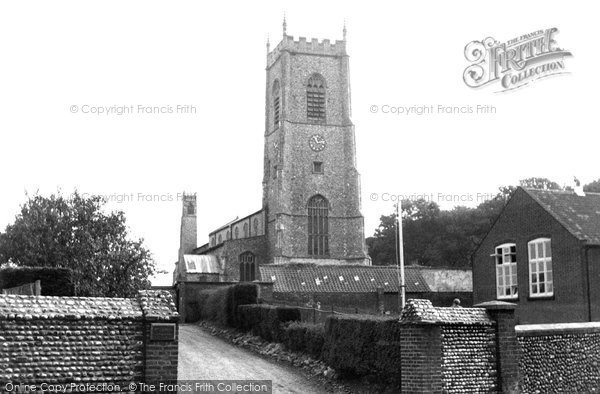 Blakeney, Church Of St Nicholas c.1950