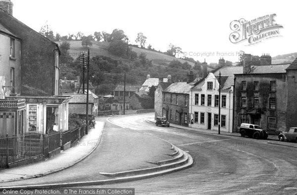 Blakeney, High Street c.1950