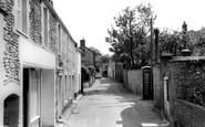 Blakeney, High Street c.1965
