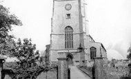 Blakeney, The Church c.1965