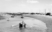 Blakeney, The Estuary c.1965