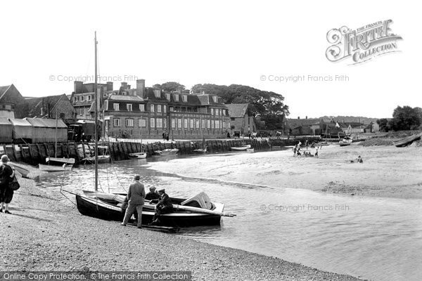Blakeney, The Quay 1925