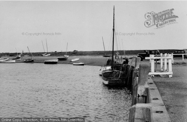 Blakeney, The Quay c.1950