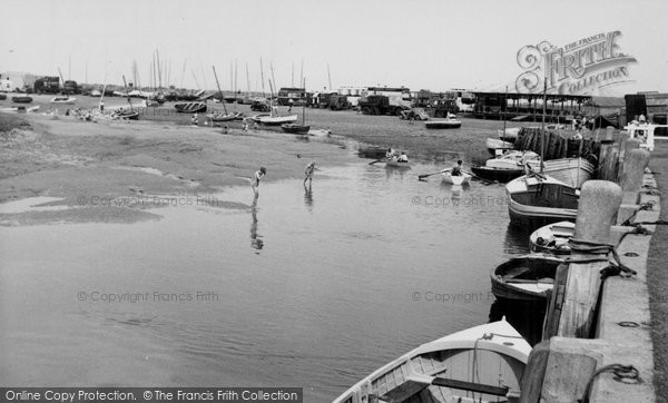 Blakeney, The Quay c.1960