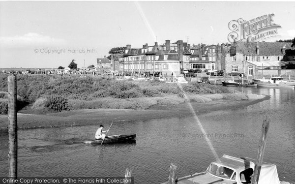Blakeney, The River Glaven c.1965