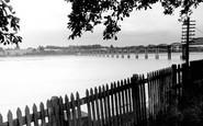 Blakeney, The Severn Railway Bridge c.1950