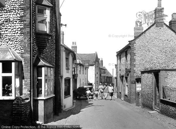 Blakeney, The Village 1925