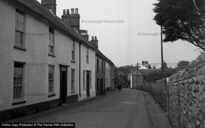 Blakeney, The Village c.1950
