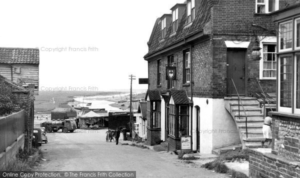 Blakeney, The Village c.1955