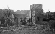 Blanchland, St Mary's Abbey c.1935