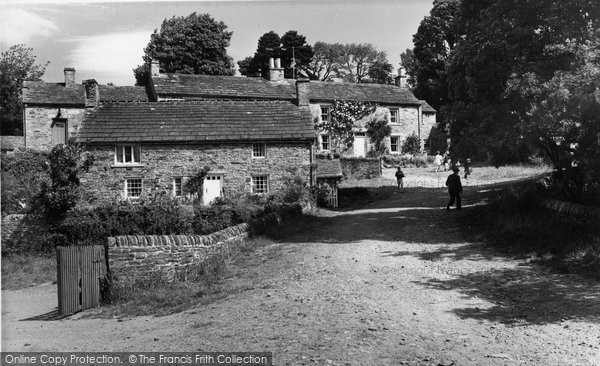 Blanchland, The Village c.1960