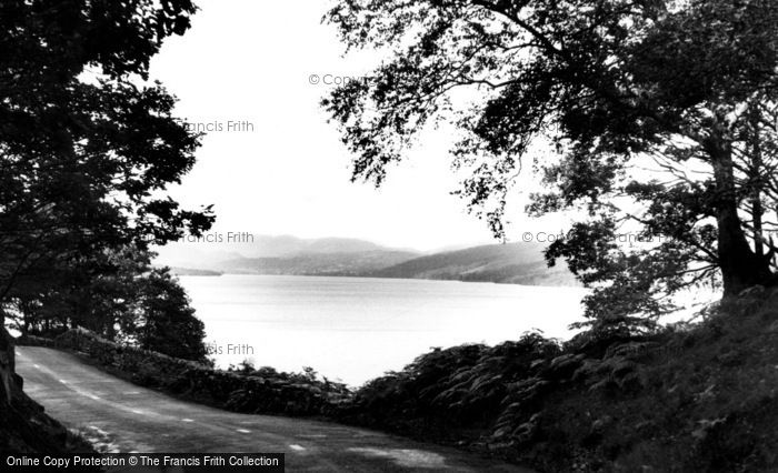Blawith, Lake Coniston c.1955