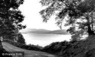 Blawith, Lake Coniston c.1955