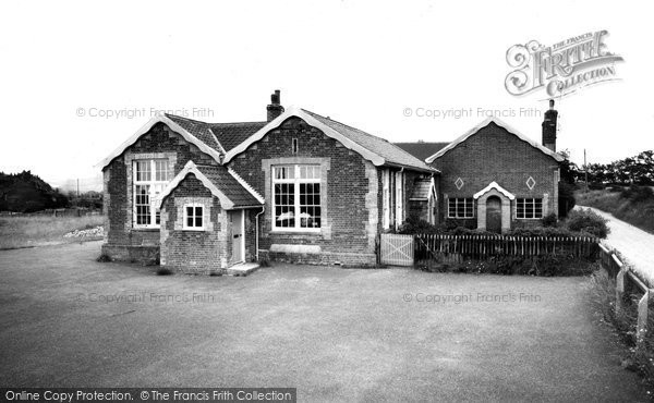 Blaxhall, The Youth Hostel c.1960