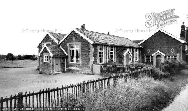 Blaxhall, The Youth Hostel c.1960