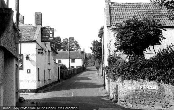 Bleadon, Celtic Way c.1965