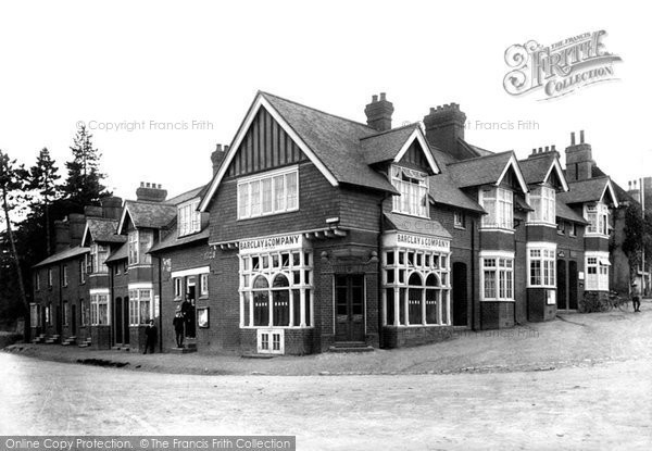 Bletchingley, Barclay's Bank 1907