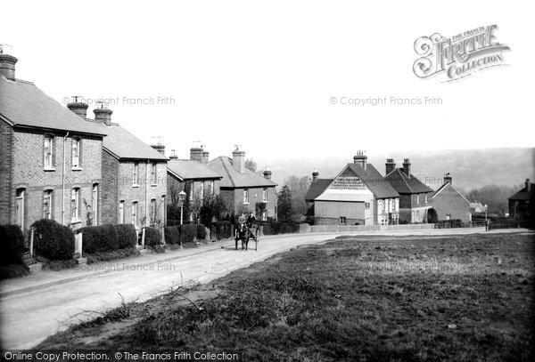 Bletchingley, Barfields 1905