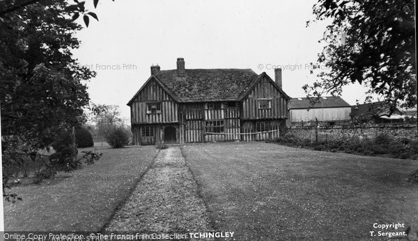 Bletchingley, Brewer Street Farm House c.1965