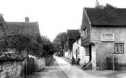 Bletchingley, Church Walk 1907