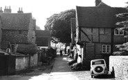 Bletchingley, Church Walk c.1965