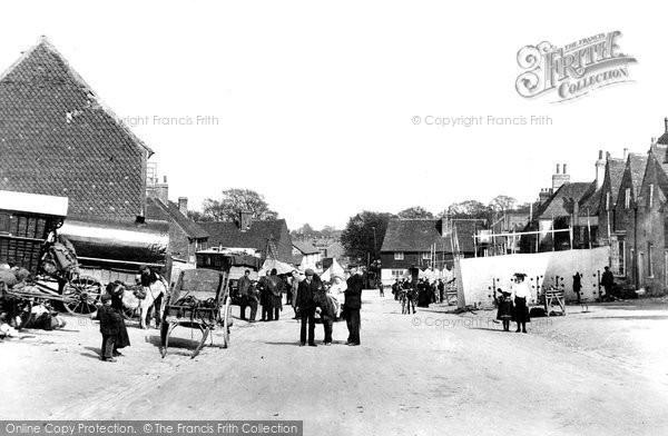 Bletchingley, Fair Day 1907