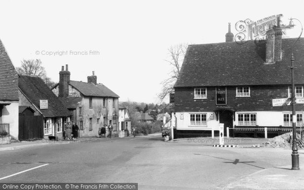Bletchingley, High Street c.1965