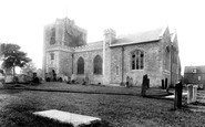 Bletchingley, St Mary's Church 1906
