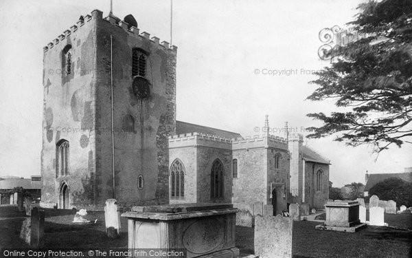 Bletchingley, St Mary's Church 1906