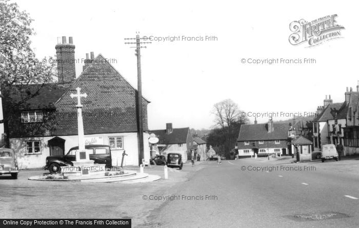 Bletchingley, The Village c.1965