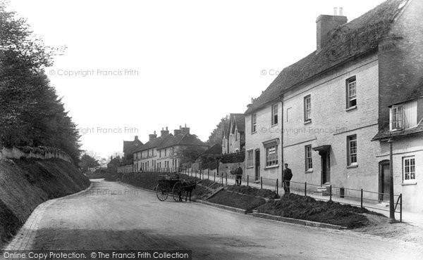 Bletchingley, Village 1907